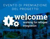 """Archè ottiene il riconoscimento """"We Welcome 2019"""" dall'UNHCR"""