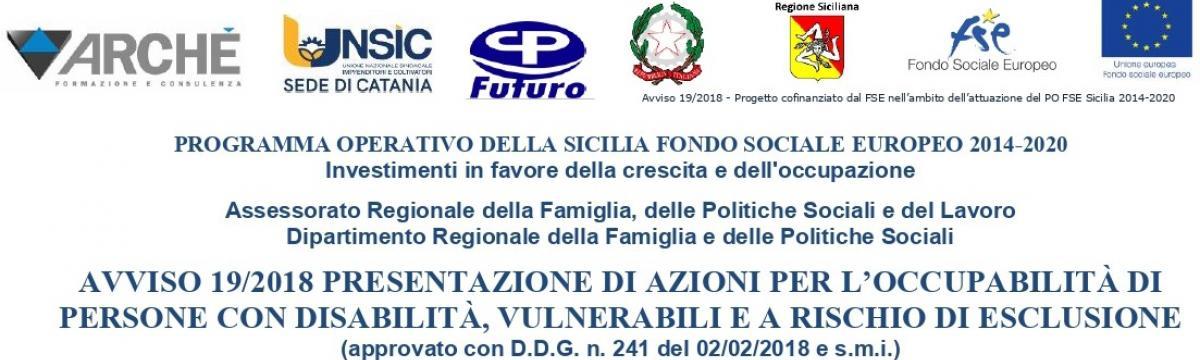 Selezione docenti avviso 19/2020